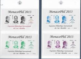 MONCOPHIL 2013 Dans Encart Tirage 3000 - FDC