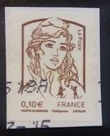 FRANCIA 2013 - (4765) 849 Autoadesivo - 2013-... Marianne De Ciappa-Kawena