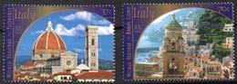 2002 NATIONS UNIS (new York)  N** 886 A 887  MNH - New-York - Siège De L'ONU
