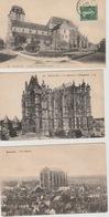19 / 2 : 375  - BEAUVAIS  ( 60 )  5  CPA. DIVERSES - Beauvais
