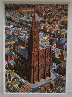 Strasbourg Cathedrale Corsica Francia Cartolina - Strasbourg