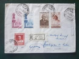 (18578) STORIA POSTALE ITALIA 1958 - 1946-60: Storia Postale