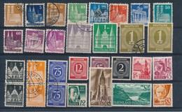 DUITSLAND - GEALLIEERDE BEZETTING - Selectie Nr 23 - MNH**/o - Allemagne