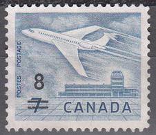 CANADA   SCOTT NO 430    USED     YEAR  1964 - 1952-.... Règne D'Elizabeth II