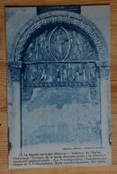 58 : La Charité-sur-Loire - Intérieur D El'Eglise - Tympan De La Porte Donnant Accès à La 1ère Basse-nef ... - (n°14489) - La Charité Sur Loire