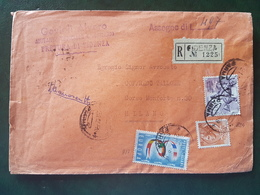 (18579) STORIA POSTALE ITALIA 1958 - 1946-60: Storia Postale