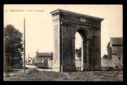 59 - MAROILLES - L'ARC DE TRIOMPHE - France