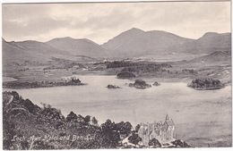 Loch Awe Hotel And Ben Lui - (Scotland) - Argyllshire