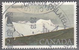 CANADA   SCOTT NO 727    USED     YEAR  1977 - 1952-.... Règne D'Elizabeth II