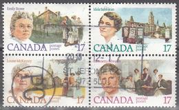 CANADA   SCOTT NO 882A    USED     YEAR  1981 - 1952-.... Règne D'Elizabeth II