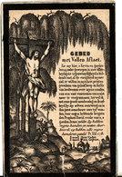GEBOREN TE ELVERSELE 1806+1871 MARIA-JACOBA TACK. - Religion &  Esoterik