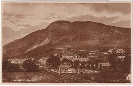 Aberfoyle From S.E.  -  (Scotland) - Perthshire