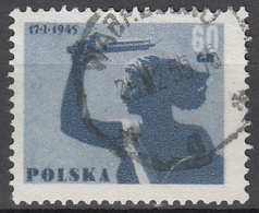 D8691 - Poland Mi.Nr. 898 O/used - 1944-.... République
