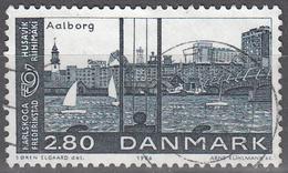 DENMARK     SCOTT NO  819       USED         YEAR  1986 - Danemark