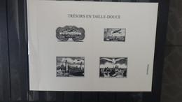 55 Gravures Imprimerie Des Timbres Postes France. Très Sympa !!! - Timbres