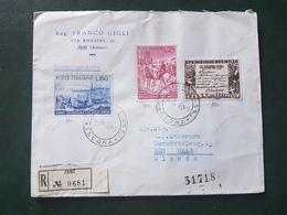 (18593) STORIA POSTALE ITALIA 1960 - 1946-.. République