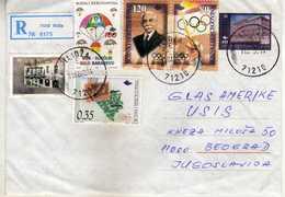 Bosnia And Herzegovina - 1998 Postal Stationery R - Letter Ilidza. - Bosnie-Herzegovine