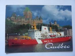 """Cartolina """"QUEBEC"""" 1998 - Québec - La Cité"""