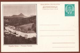 YUGOSLAVIA-SLOVENIA, ROGASKA SLATINA, 4th EDITION ILLUSTRATED POSTAL CARD - Entiers Postaux