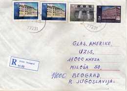 Bosnia And Herzegovina - 1998 Postal Stationery R - Letter Vrnograc - Bosnie-Herzegovine