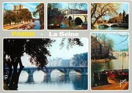 Lot De 10 CPSM PARIS-Toutes Scannées-3      L2790 - Postcards