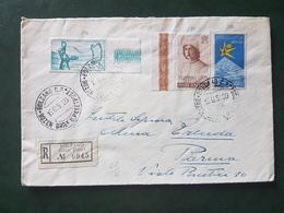 (18594) STORIA POSTALE ITALIA 1958 - 1946-.. République
