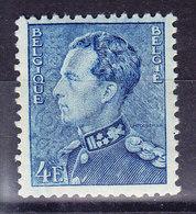 Belgique, COB 833, **  MNH Poortman,  (7B232) - 1936-51 Poortman