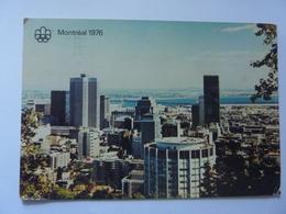 "Cartolina ""MONTREAL 1976"" - Montreal"