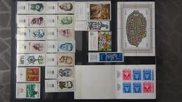 Belle Collection D'ISRAËL ** En Blocs De 4.Pas Commun !!! - Timbres