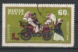 MiNr. 2565 Ungarn  1970, 28. Febr. Historische Kraftfahrzeuge. - Ungarn