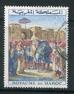 MAROC- Y&T N°471- Oblitéré - Maroc (1956-...)