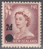 NEW ZEALAND    SCOTT NO  319     MINT HINGED        YEAR  1958 - Nuovi