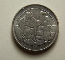 Saharawi Arab D. R. 1 Peseta 1992 - Monnaies