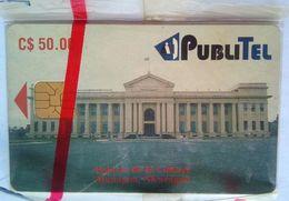 C$50  Building  MINT - Nicaragua