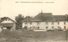 WW 25 DOMPIERRE-LES-TILLEULS. Maison Patoz 1939 - Autres Communes
