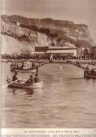 CASSIS  Joutes Dans Le Port De Cassis     Joute Grande Photo   Excellent Etat 1925 - Cassis