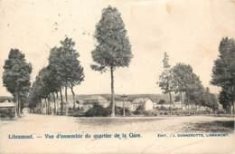 Libramont - Vue D'ensemble Du Quartier De La Gare - Libramont-Chevigny