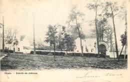 Lasne - Ohain - Entrée Du Château - Lasne