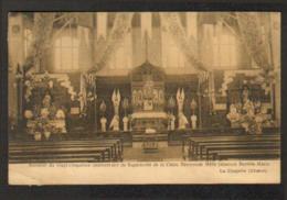 Louvain-Heverlé - Souvenor Du 25e Anniversaire De La Mère Générale Bertille Marie - La Chapelle - A été Collée - Leuven