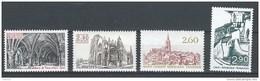 """FR YT 2160 à 2163 """" Série Touristique """" 1981 Neuf** - France"""