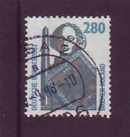 Germania 1988 - Statua Di Roland, 1v Con Annullo Rotondo - [7] République Fédérale