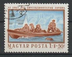 MiNr. 2151 Ungarn 1965, 14. Aug. Hochwasserhilfe. - Ungarn