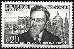 France 1960 - Mi 1290 - YT 1242 ( Pierre De Nolhac ) - France