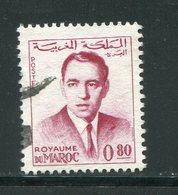MAROC- Y&T N°444- Oblitéré - Maroc (1956-...)