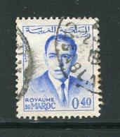 MAROC- Y&T N°441B- Oblitéré - Maroc (1956-...)