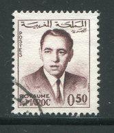 MAROC- Y&T N°442- Oblitéré - Maroc (1956-...)