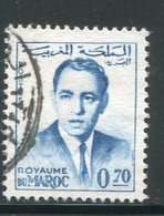 MAROC- Y&T N°443- Oblitéré - Maroc (1956-...)