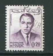 MAROC- Y&T N°440- Oblitéré - Maroc (1956-...)
