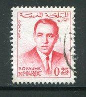 MAROC- Y&T N°440B- Oblitéré - Maroc (1956-...)