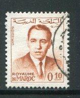MAROC- Y&T N°438- Oblitéré - Maroc (1956-...)